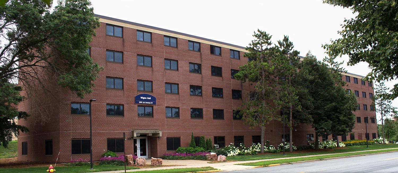 University of Wisconsin - Stout - FIRE
