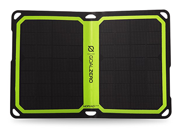 GoalZero Solar Tech