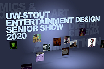 Entertainment Design Senior Show
