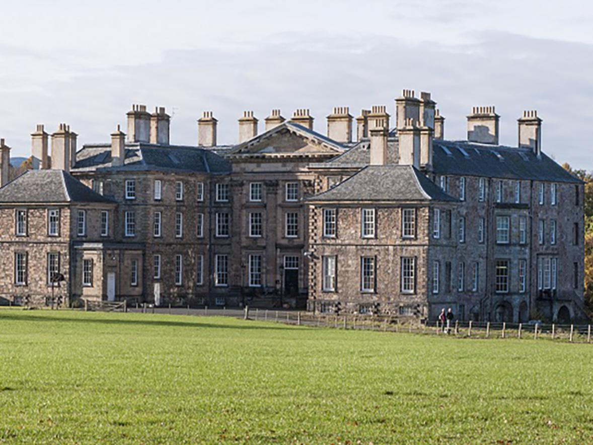 Dalkeith House is an 18th century castle near Edinburgh, Scotland, where a new UW-Stout study abroad program, Jumpstart: Scotland, will be based.